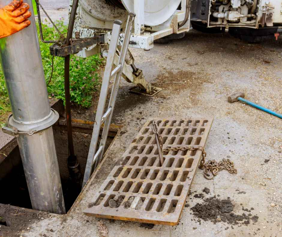 Septic Tank Pumping Allentown PA -Cleaning 2