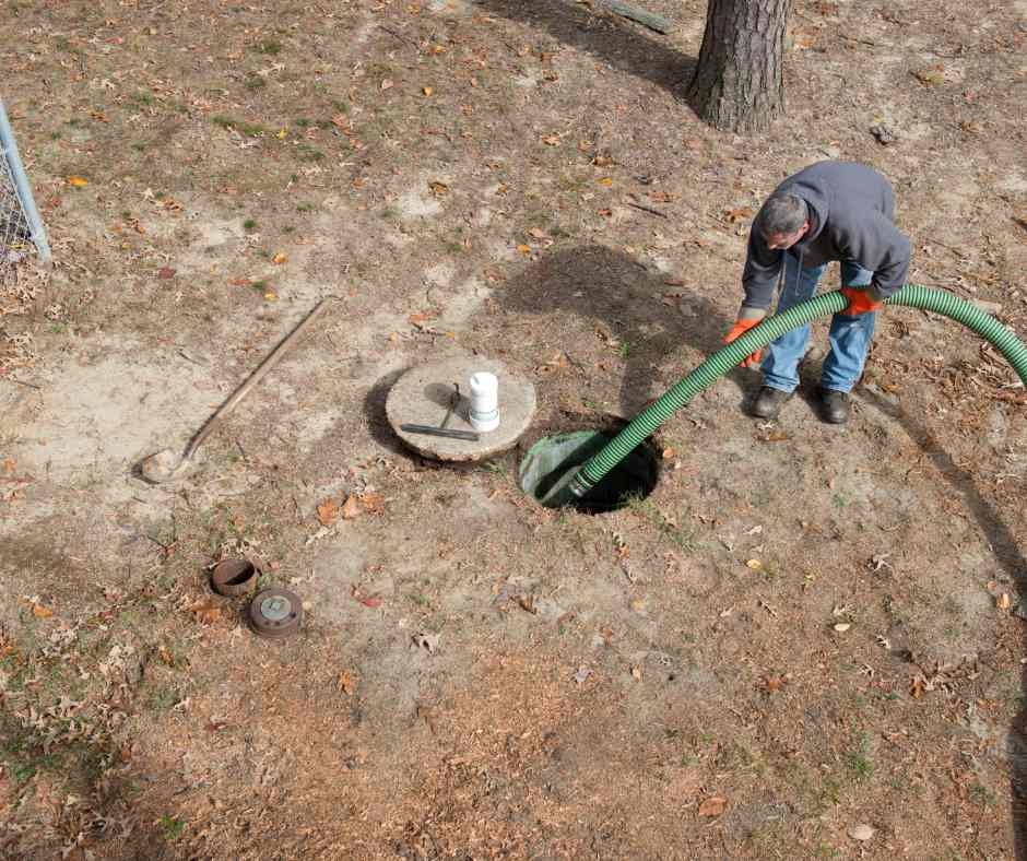 Septic Tank Pumping Allentown PA-Cleaning 4
