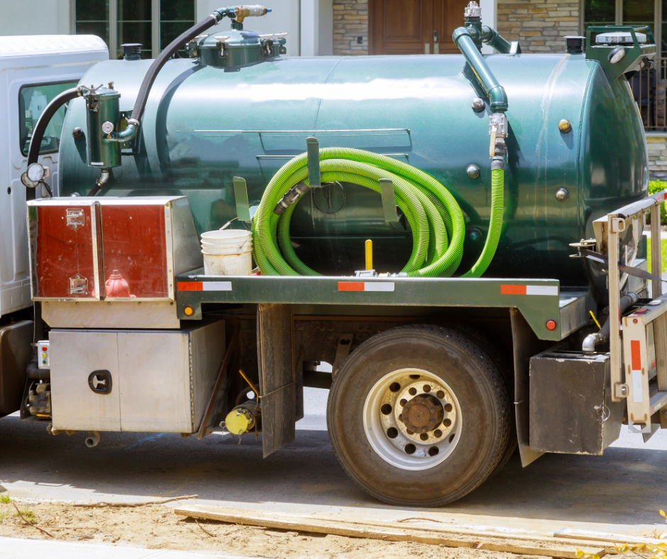 Septic Tank Services Allentown PA -Septic Pumping Truck